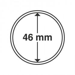 Cápsulas de monedas diámetro interior 46 mm