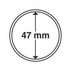 Cápsulas de monedas diámetro interior 47 mm