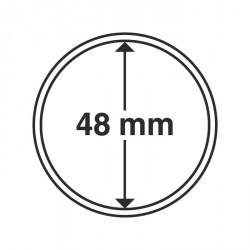 Cápsulas de monedas diámetro interior 48 mm