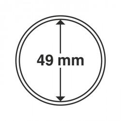 Cápsulas de monedas diámetro interior 49 mm