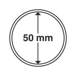 Cápsulas de monedas diámetro interior 50 mm