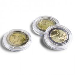 Cápsulas para monedas ULTRA, diámetro 26 mm