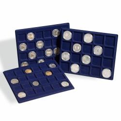 Bandeja para 20 monedas de 41 mm Ø, para Maletín