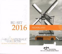 Holanda 2016 Cartera Oficial S/C