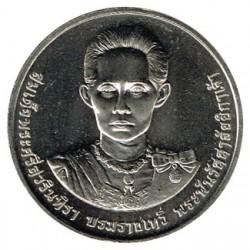 Tailandia 2003 20 Bath. 150 Aniv. de la Reina Madre S/C