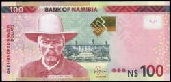 Namibia 100 Dólares PK 14 (2.012) S/C