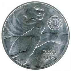 Portugal 2016 7´5 Euros Eusebio S/C