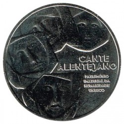 Portugal 2016 2´5 Euros Cante Alentejano S/C