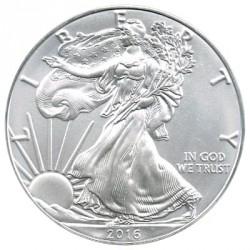 Estados Unidos 1 Dólar Plata 2016 S/C