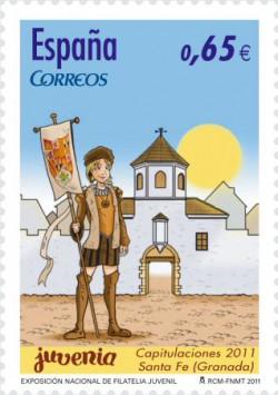 2011 - Exposición Nacional de Filatelia Juvenil JUVENIA 20011 (4648)