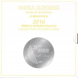 Eslovenia 2016 Cartera Oficial S/C