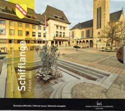 Luxemburgo 2016 Cartera Oficial S/C