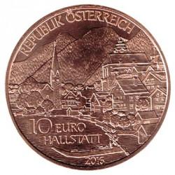 Austria 2016 10 Euros. Alta Austria S/C