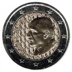 Grecia 2016 2 Euros. Dimitri Mitrópoulos S/C