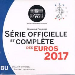 Francia 2017 Cartera Oficial S/C
