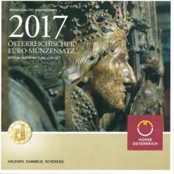Austria 2017 Cartera Oficial S/C