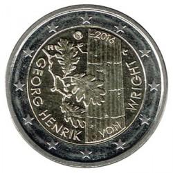 Finlandia 2016 2 Euros Georg Henrik von Wright S/C