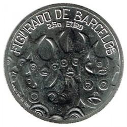 Portugal 2016 2´5 Euros Cerámica De Barcelos S/C