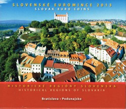 Eslovaquia 2013 Cartera Oficial S/C