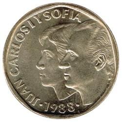 500 Pesetas 1988 S/C
