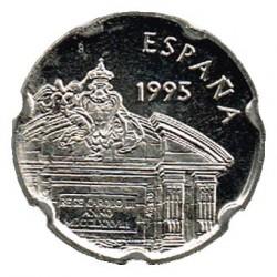 50 Pesetas 1995 Madrid S/C