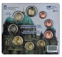 España 2017 Cartera Oficial Berlín S/C