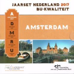Holanda 2017 Cartera Oficial S/C