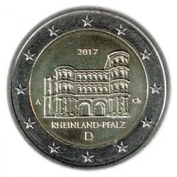 Alemania 2017 2 Euros Ceca A Porta Nigra Tréveris S/C