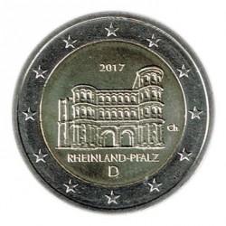 Alemania 2017 2 Euros cualquier Ceca Porta Nigra Tréveris S/C