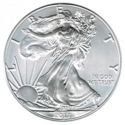 Estados Unidos 1 Dólar Plata 2017 S/C