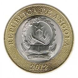 Angola 2012 5 Kwanzas S/C