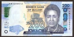Malawi 50 Kwacha PK Nuevo (1-1-2.016) S/C