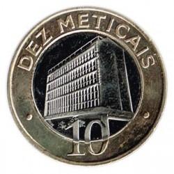 Mozambique 2006 10 Meticais (Banco de Mozambique)