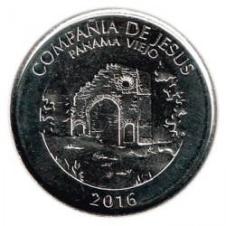 Panamá 2016 1/2 Balboa (Compañía de Jesús) S/C