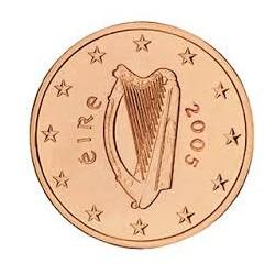 Irlanda 2015 5 Céntimos S/C