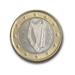 Irlanda 2015 1 Euro S/C