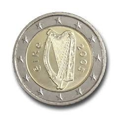 Irlanda 2015 2 Euros S/C