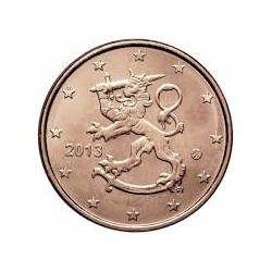 Finlandia 2013 1 Céntimo S/C