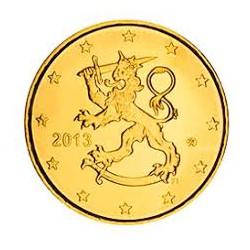 Finlandia 2013 10 Céntimos S/C