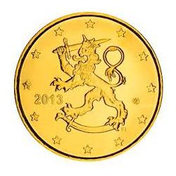 Finlandia 2013 50 Céntimos S/C