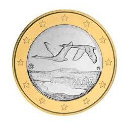 Finlandia 2015 1 Euro S/C