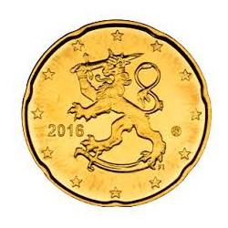 Finlandia 2016 20 Céntimos S/C