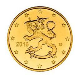 Finlandia 2016 50 Céntimos S/C