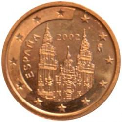 España 2002 5 Céntimos S/C