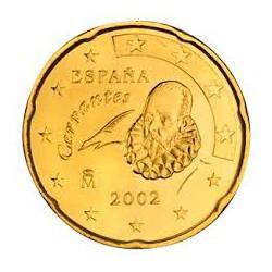 España 2002 20 Céntimos S/C