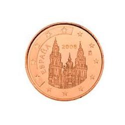 España 2008 1 Céntimo S/C