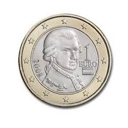 Austria 2008 1 Euro S/C