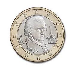 Austria 2007 1 Euro S/C