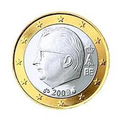 Bélgica 2009 1 Euro S/C