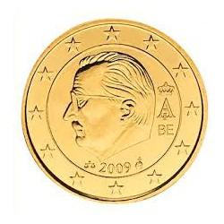 Bélgica 2009 50 Céntimos S/C